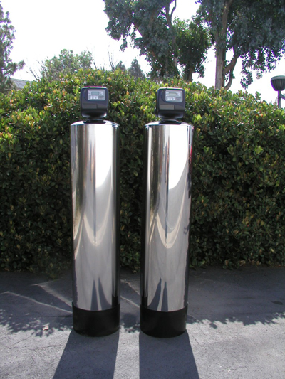Irvine fluoride removal filters