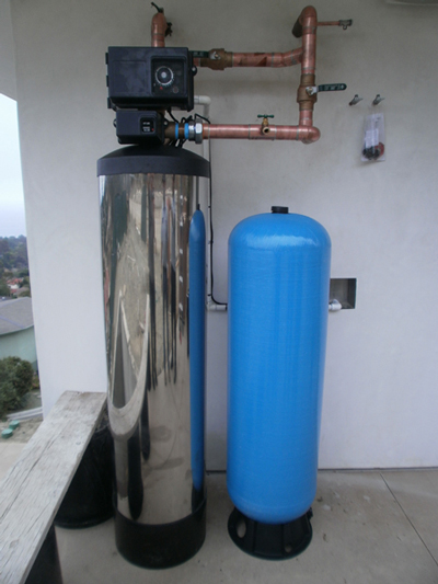 Laguna water purification system