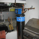 Rival water filter to be converted