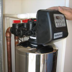Newport Beach water filtration tank