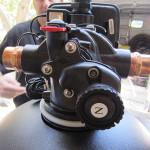 New filter valve