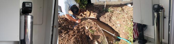 Water filter for Corona del Mar