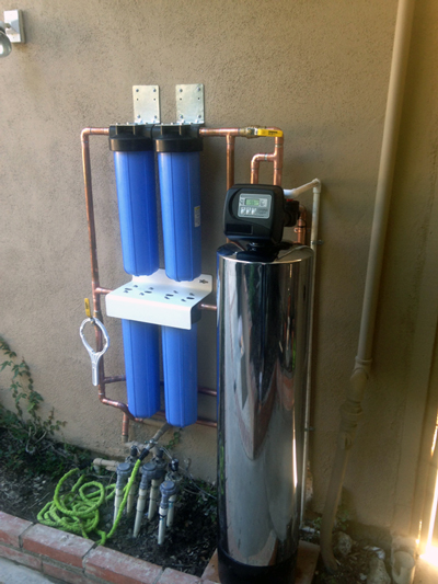 Whole house water filters for Dana Point