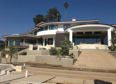 Large Laguna Beach home getting chloramine filter