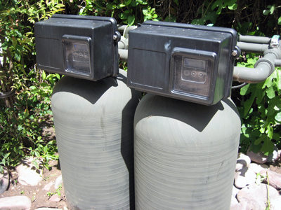 Total property water filtration