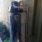 Dana Point water filter covers the whole property