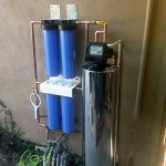 Added bone char filtration to this installation