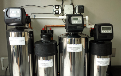 Efficient filtration and treatment tanks work in harmony