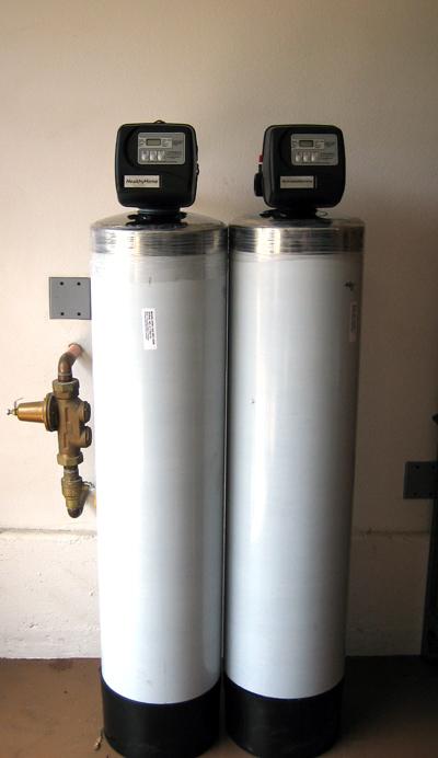 Irvine water filter