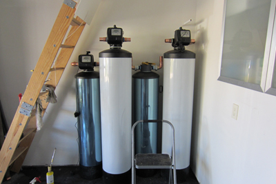 Chloramine filter in Ladera Ranch