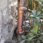 Inline Ladera Ranch water conditioner