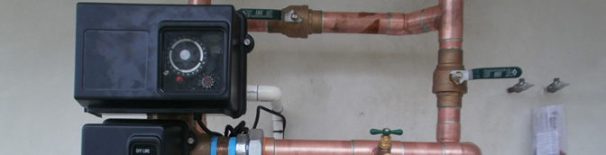 Laguna Niguel house water filters