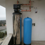 Laguna Beach - Niguel water filter gets chloramines out of the water