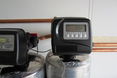 Timer is set up on filter