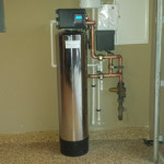 Finished installation of San Juan Capistrano water filter