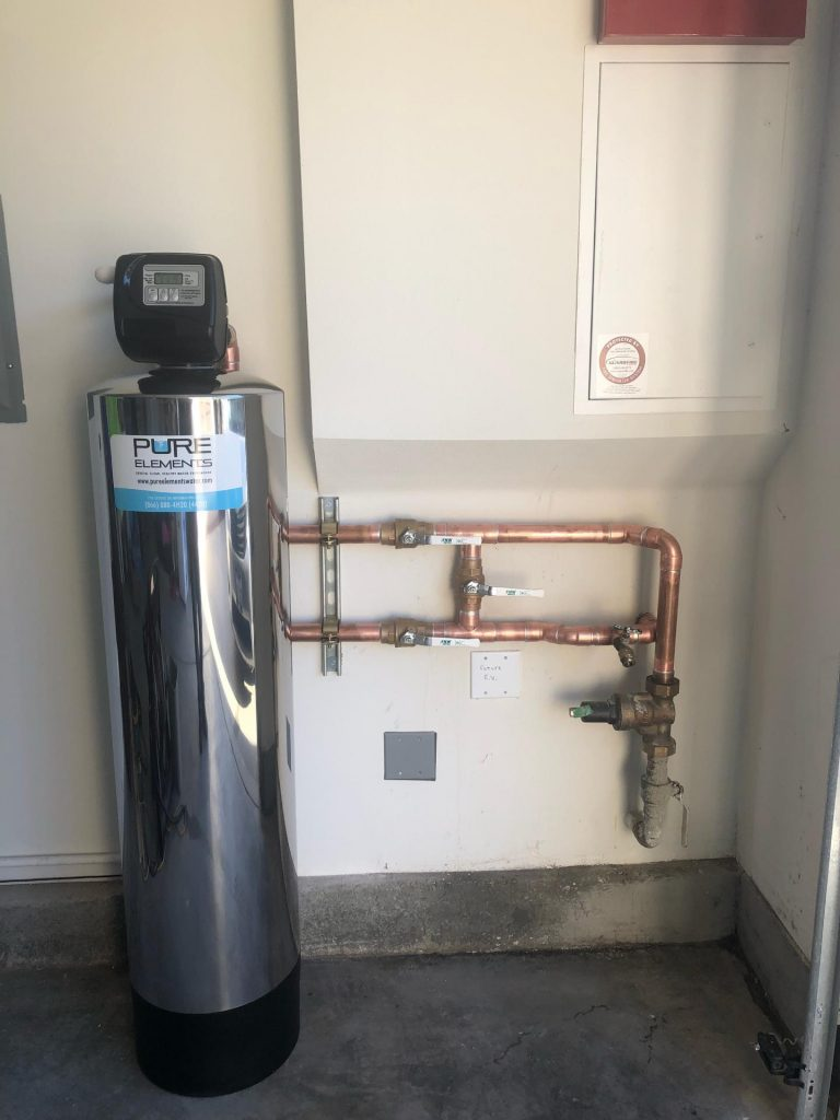 Custom Whole House Water Filtration System in Irvine CA